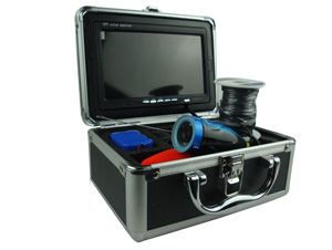 underwater fishing camera with 7inch Color monitor